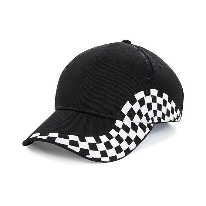 grand prix cap fekete