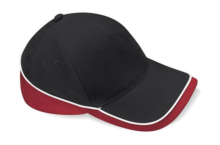 b171 baseball sapka fekete piros